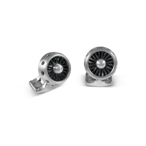 Deakin & Francis Jet Turbine Engine Cufflinks